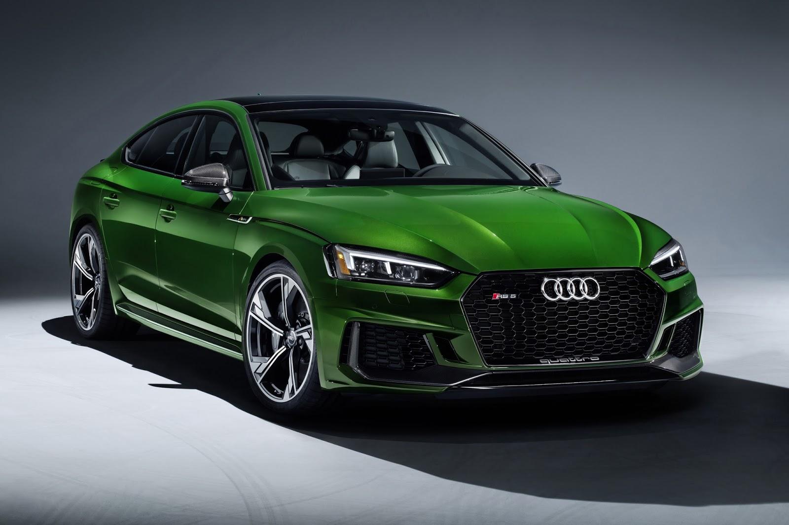 Performance Cars Only Audi RS Sportback - Audi performance cars