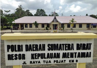 Inilah Jajaran Polres Kabupaten Mentawai Sumbar Jurnalis Sumbar Portal Berita