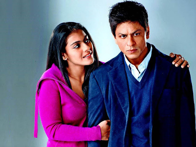 Shah Rukh Khan and Kajol HD Images