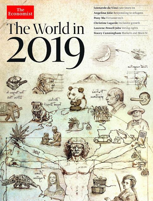 1545652635 Couverture The Economist 2019