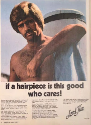 Lord Jim Hairpiece