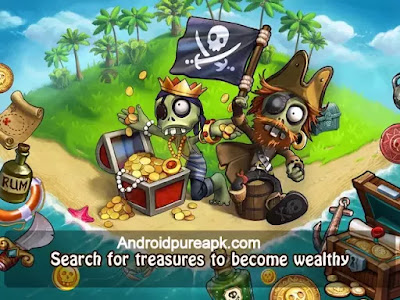 Zombie Castaways Mod Apk Download