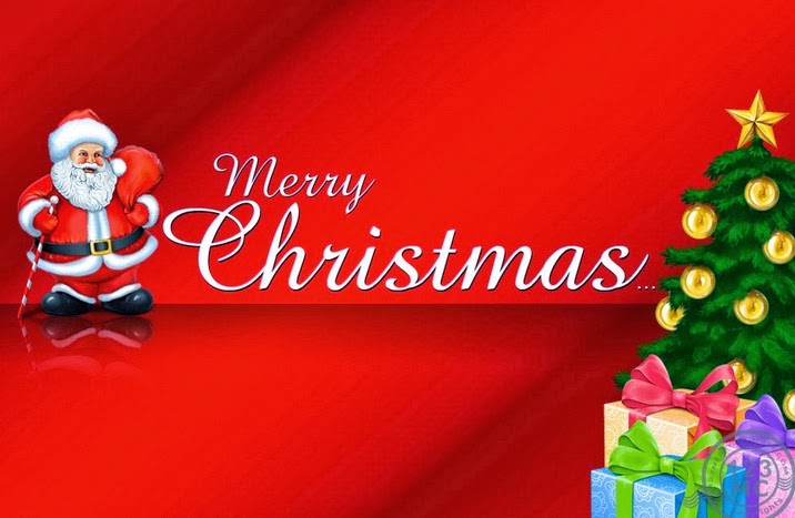 Merry Christmas Santa clause hd wallpaper
