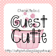 The Cutie Pie chall blog GDT badge