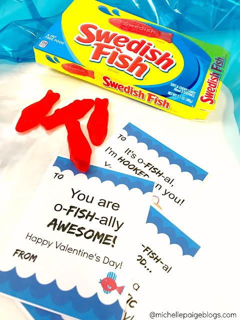 Fish Pun Valentines