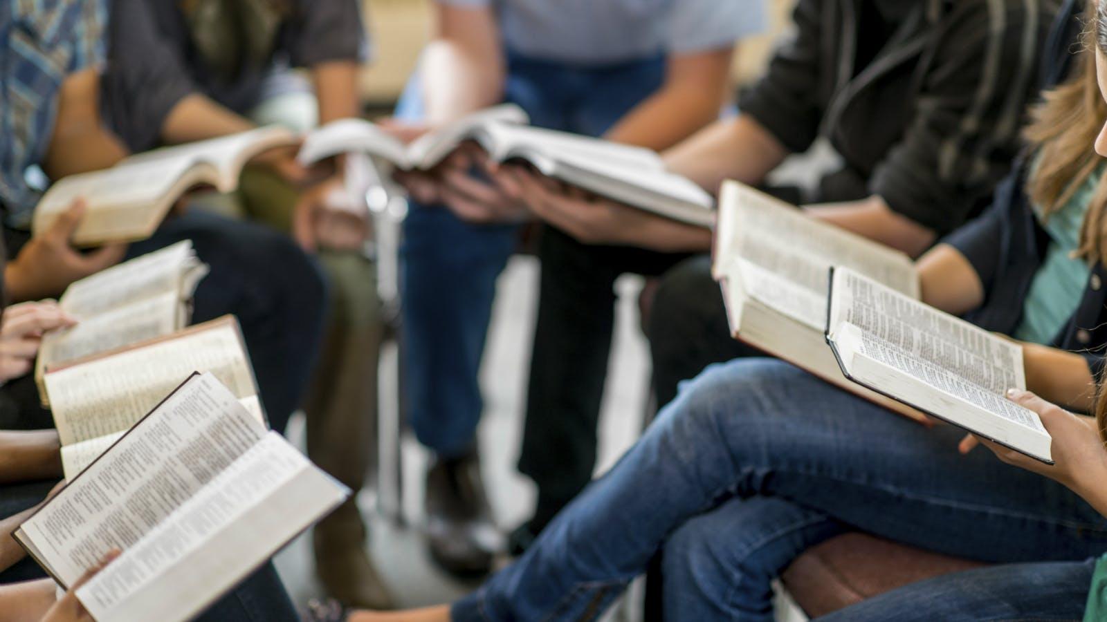 estudios bíblicos para grupos