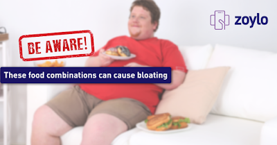 Be Aware! These food combinations can cause bloating