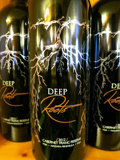 Hernder Deep Roots Cabernet Franc Reserve 2012 (91 pts)