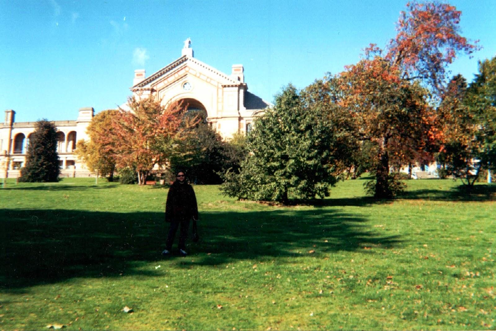 alexandra palace londra