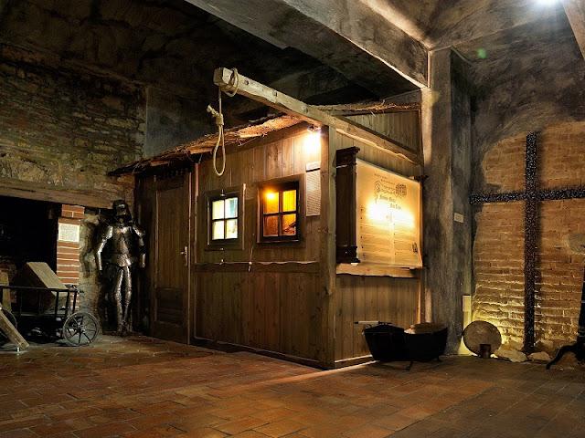 Museu de Fantasmas e Lendas, Praga