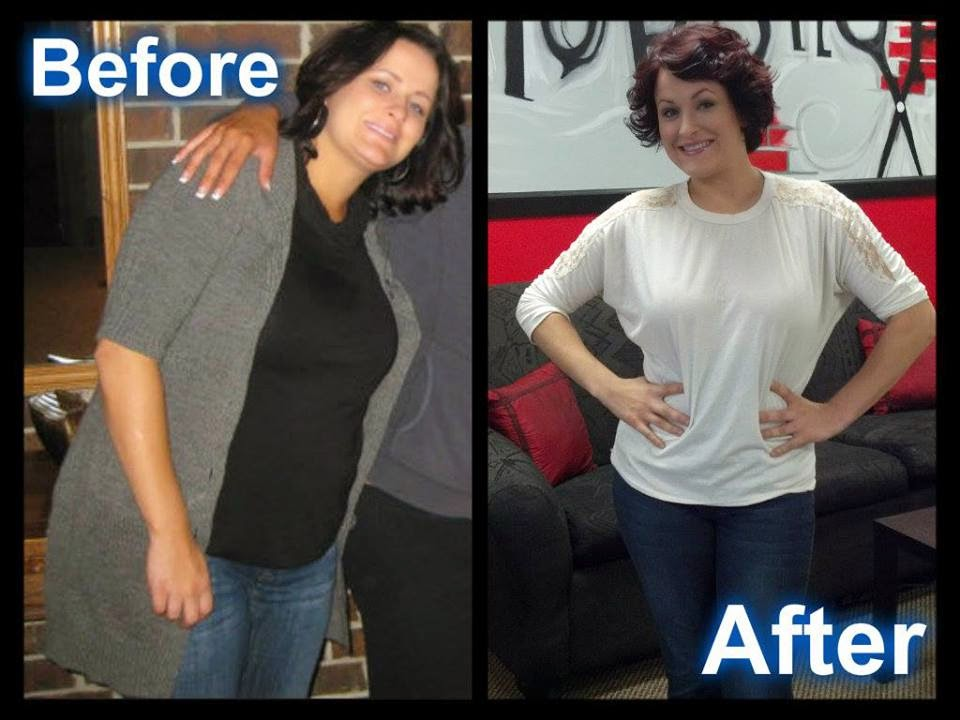 Amazing Skinny Fiber Results pictures.
