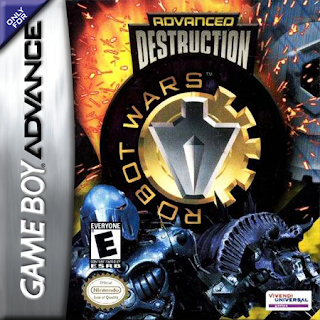 Robot Wars: Advanced Destruction ( BR ) [ GBA ]