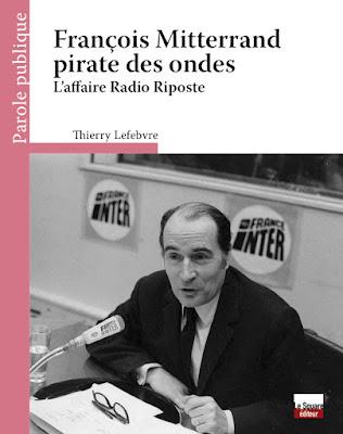 L'affaire Radio Riposte - Thierry Lefebvre - Le Square Éditeur