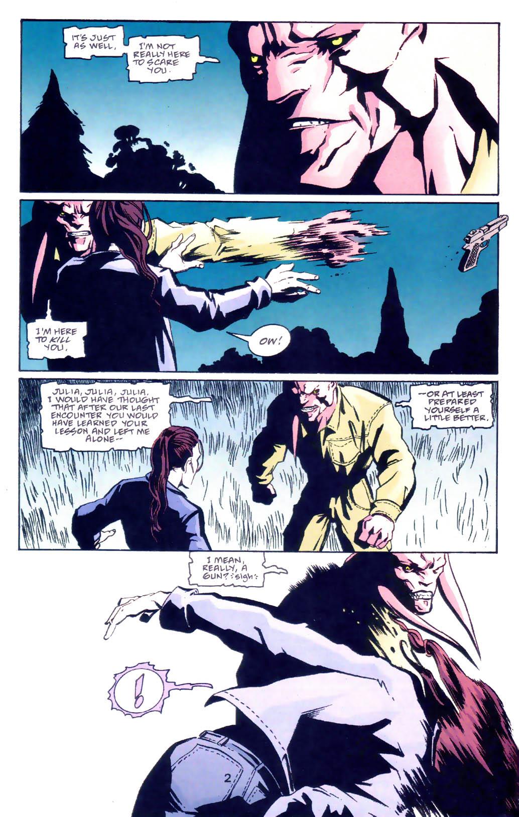 Read online Midnight, Mass comic -  Issue #3 - 3