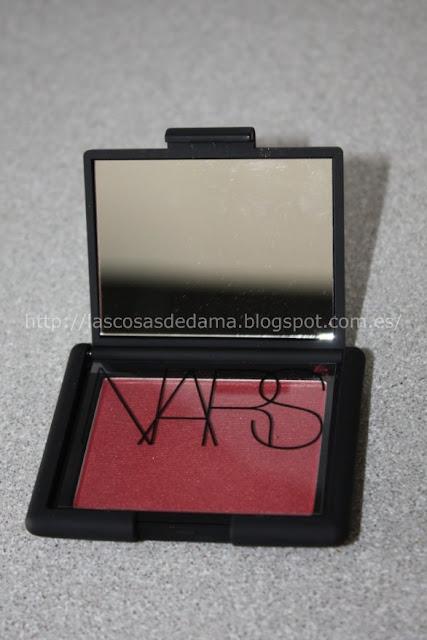 Outlaw Nars colorete blush maquillaje belleza