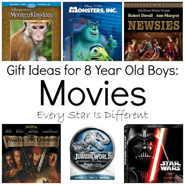 Gift Ideas for 8 (and 9) Year Old Boys (Dinomite's Wish List) - Every Star Is Different