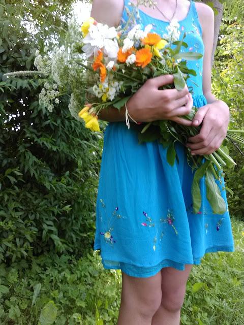 Wianki, kwiaty, lato!