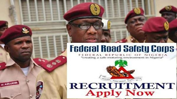 Federal Road Safety Corps (FRSC) 2018 Recruitment