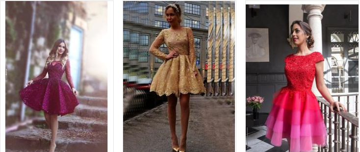 Dicas de Vestidos para Arrasar em uma Festa