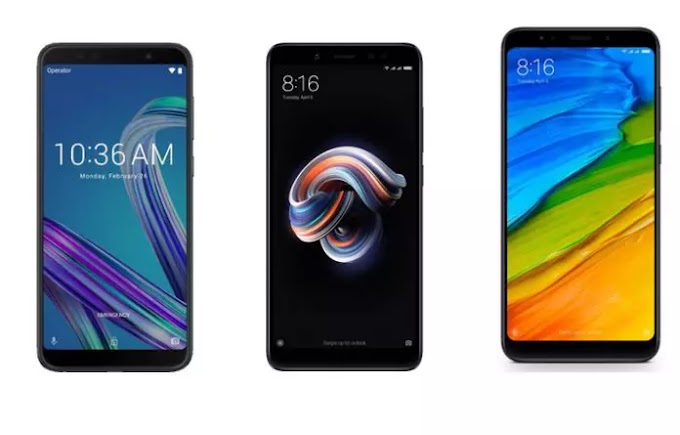 Comparison between Honor 9N vs Xiaomi Redmi 5 pro vs Asus