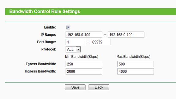 How to Limit WiFi users bandwidth connected to modem or router
