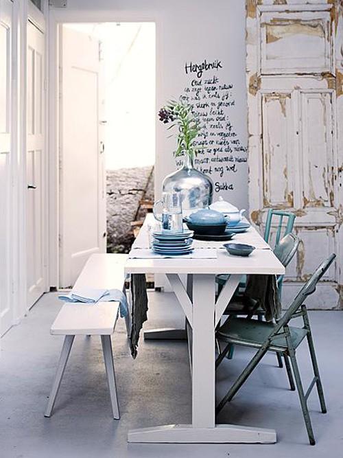 Parole che arredano blog di arredamento e interni - Scritte muri casa ...