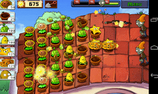 download game android plants vs zombie