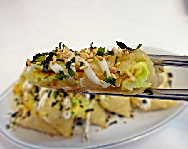日式高麗菜蛋餅
