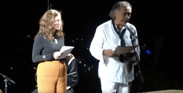 IV Noche Sahiliana: PEDRO ENRÍQUEZ recita a ES-SAHILI