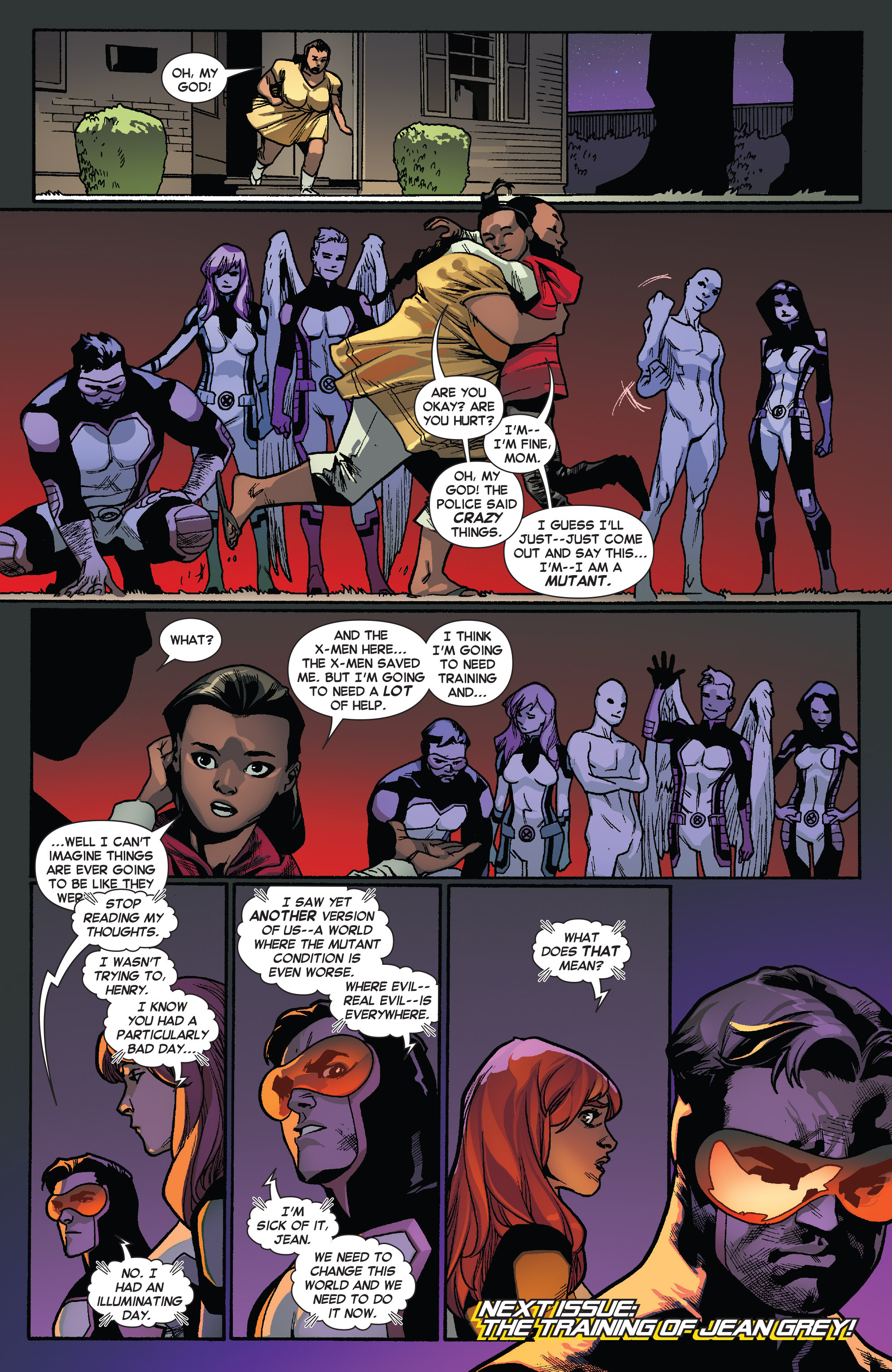 Read online All-New X-Men (2013) comic -  Issue #36 - 19
