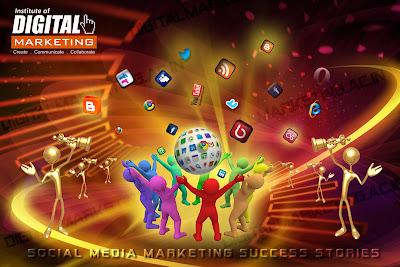 Social Media Marketing Success Stories, Institute of Digital Marketing