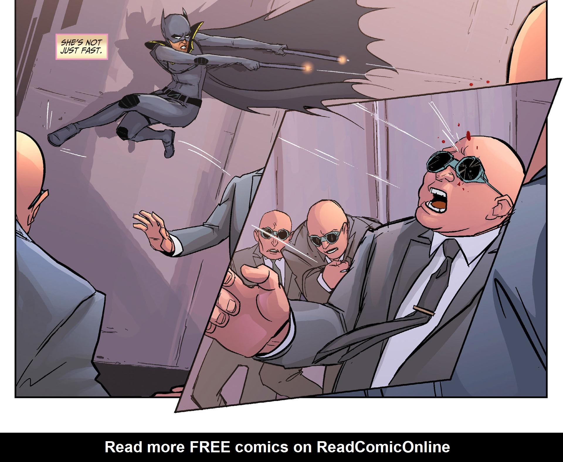 Batman Beyond (2012) 29 Page 5