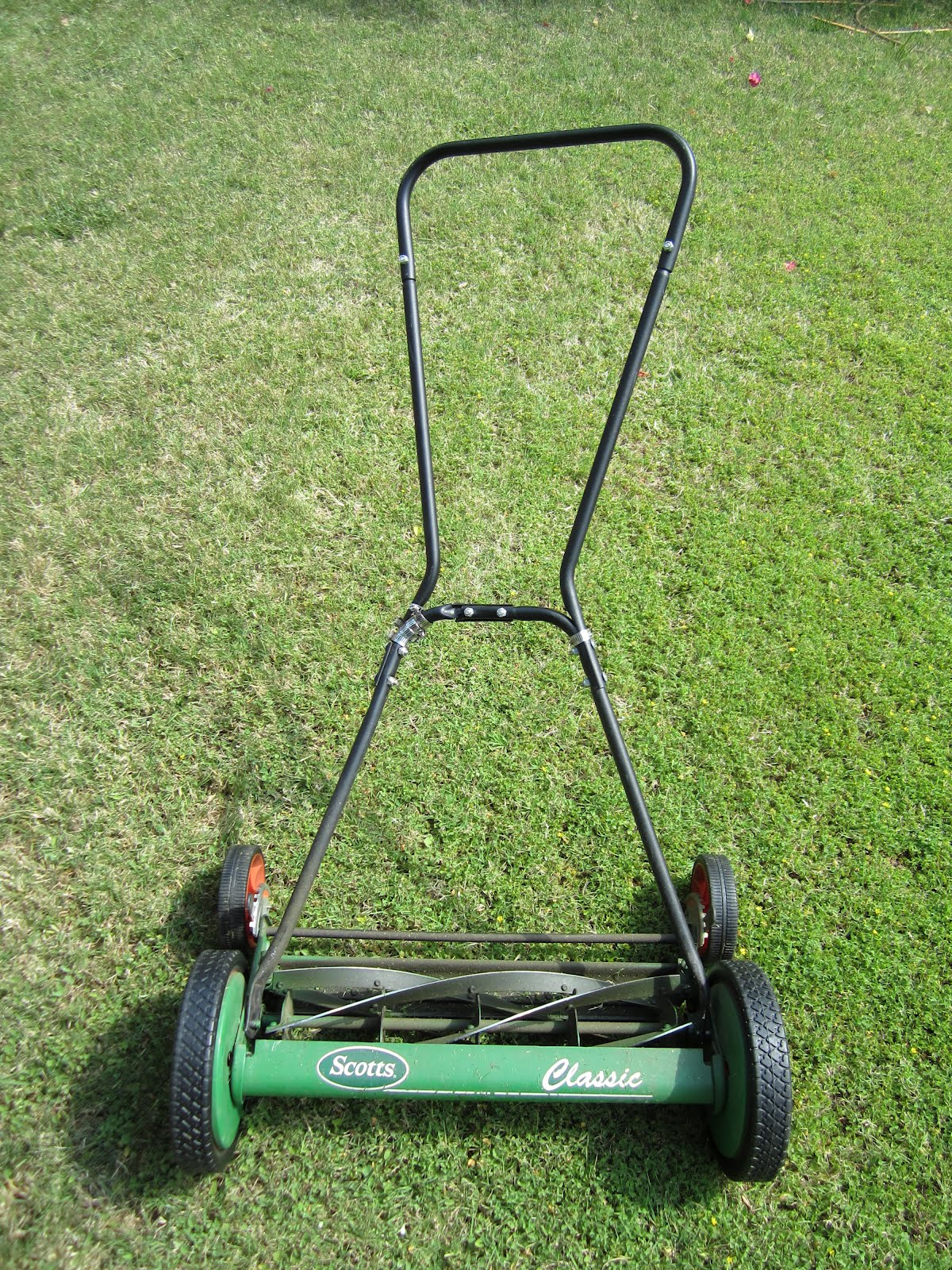 Scotts reel mower replacement parts