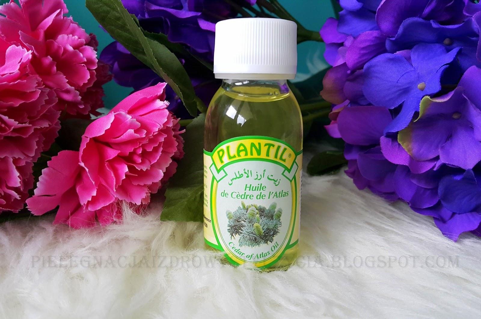 Olejek cedrowy Plantil