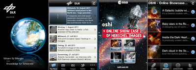 Astronomy Mobile Applications