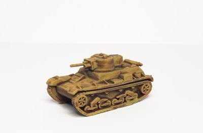 POL22   7TP jw, 37mm Bofors turret