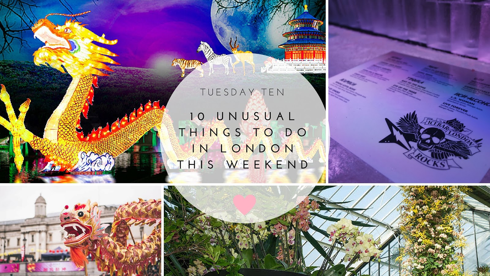 10 Unusual Things To Do In London This Weekend