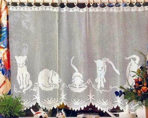 wzory vintage crochet patterns