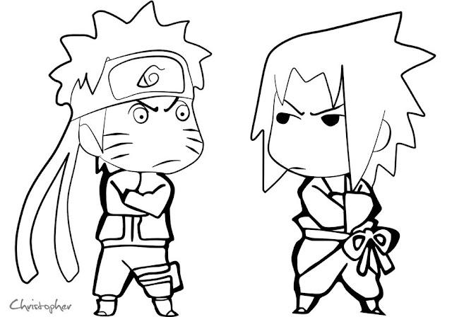 Imagenes De Naruto Para Dibujar