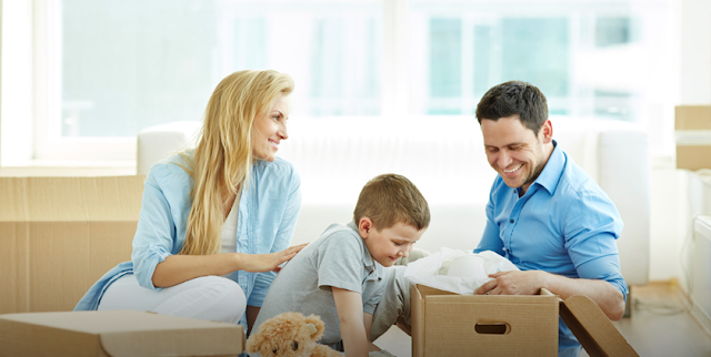 Tips for moving during the holidays season