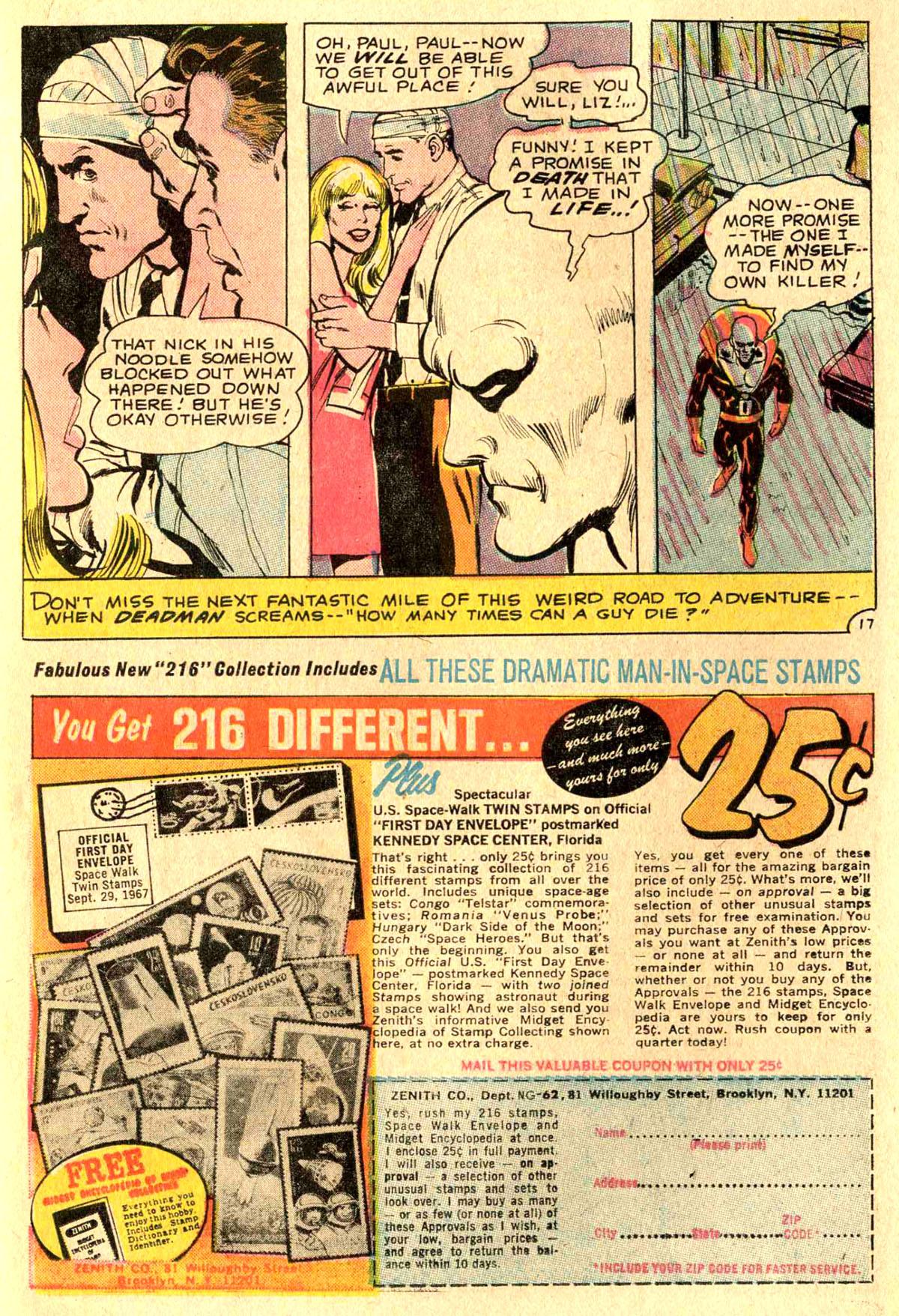Strange Adventures (1950) issue 207 - Page 23