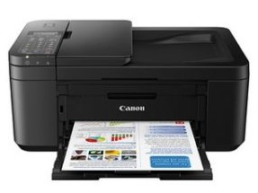 Canon PIXMA TR4520 Download Printer Drivers