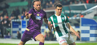 Osmanlispor - Bursaspor Canli Maç İzle 10 Mart 2018
