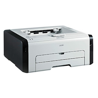 Ricoh SP 200 Printer Driver Download