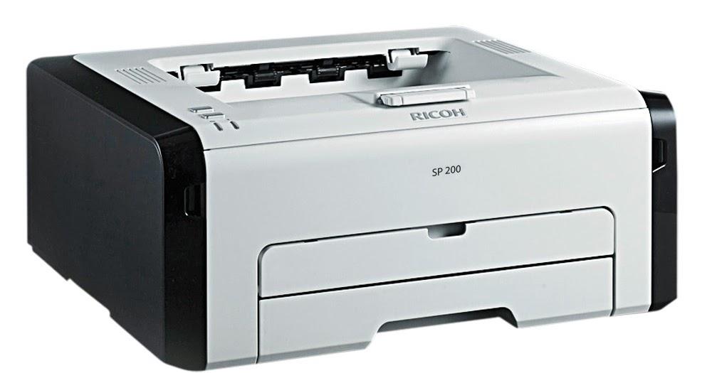 Скачать драйвер на ricoh принтер