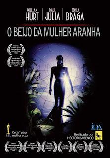 O Beijo da Mulher Aranha - filme brasileiro