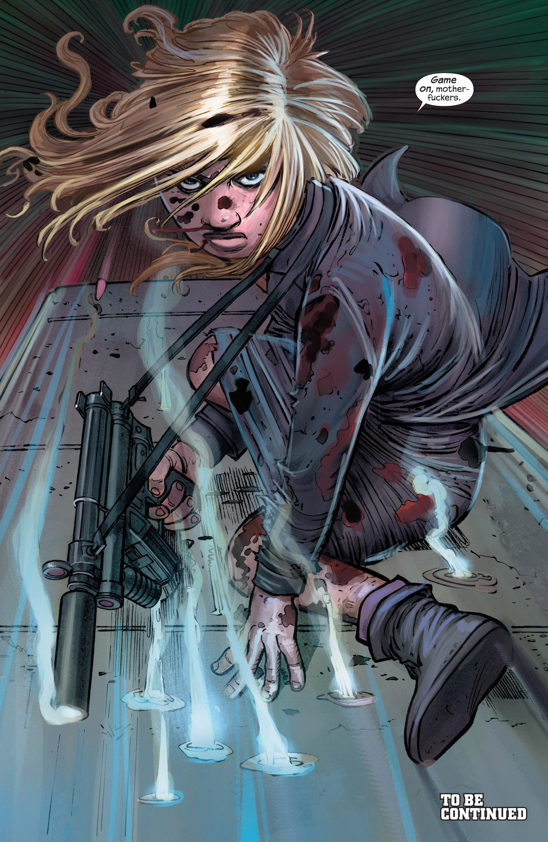 Kick Ass 3 Issue 2   Read Kick Ass 3 Issue 2 comic online