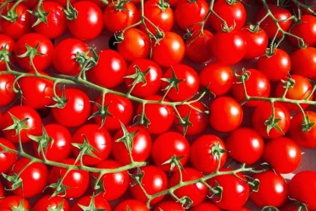 Do tomate cereja beneficio