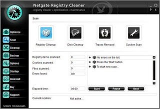 NETGATE Registry Cleaner 2017 17.0.710 Terbaru Full Version