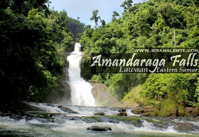 Lawaan Eastern Samar tourist spots